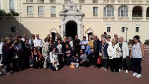 Gita con il Vescovo al Principato di Monaco (20 ottobre 2018)