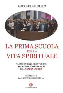 Copertina del libro di Don Giuseppe Militello sulla LITURGIA